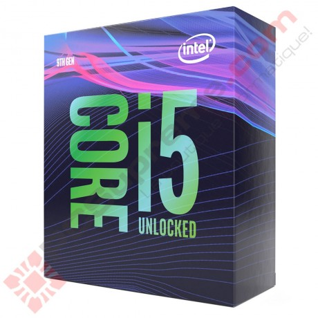 Intel Core i5 9600K NO FAN Coffee Lake 6X3.70GHz/6X4.60GHz/HD630/9MB